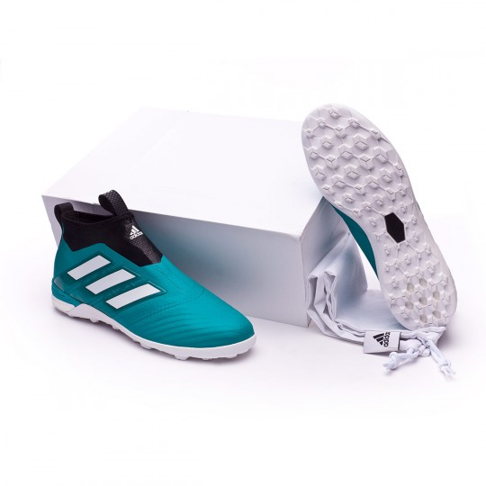 Sapatilha  adidas Ace Tango 17+ Purecontrol EQT Turf Green-White-Core black