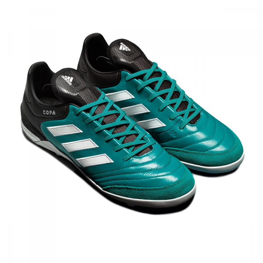 brand new dad7a 943ab adidas Copa Tango 17.1 EQT Turf Football Boot. Green-White-Core ...