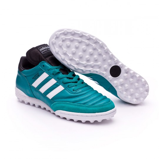 Chuteira  adidas Mundial Team EQT Green-White-Core black
