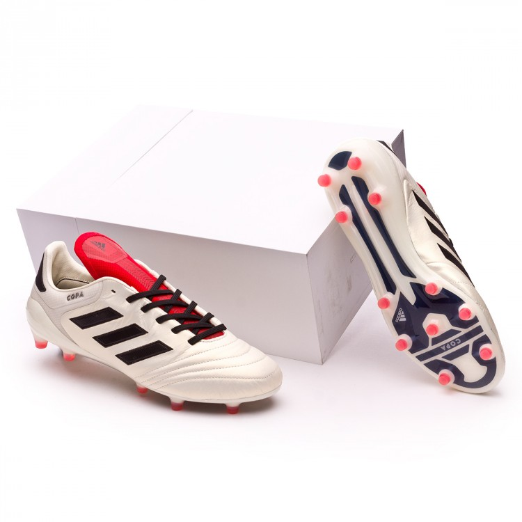 0986b3aae83b94 Football Boots adidas Copa 17.1 FG Champagne White-Core black-Red ...