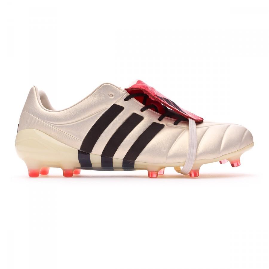 0218f442524d Football Boots adidas Predator Mania FG Champagne White-Core black-Red -  Football store Fútbol Emotion