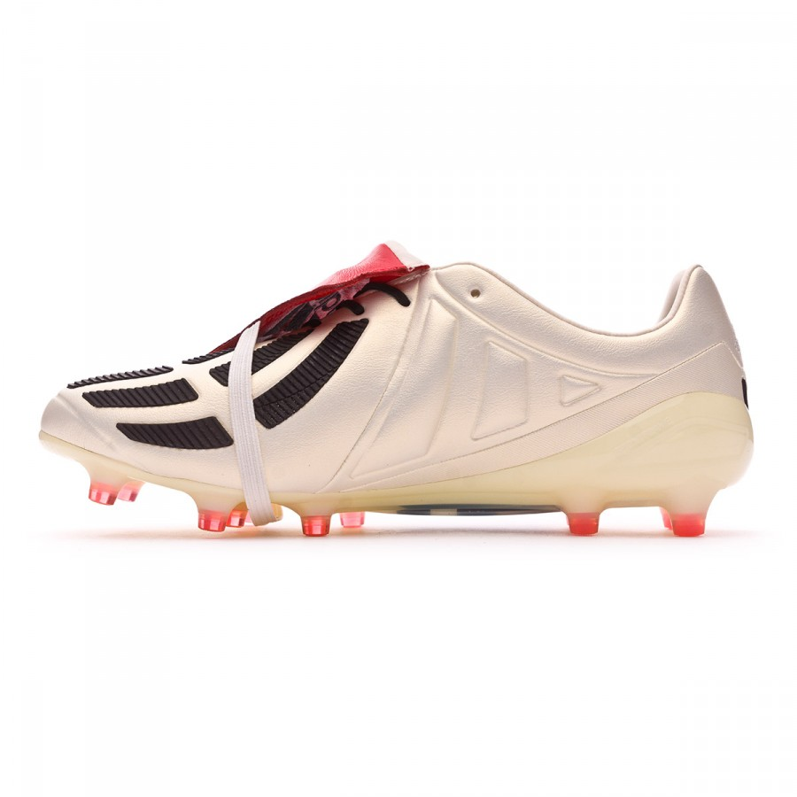 Boot adidas Predator Mania FG Champagne White-Core black-Red - Football  store Fútbol Emotion 76f7cd879