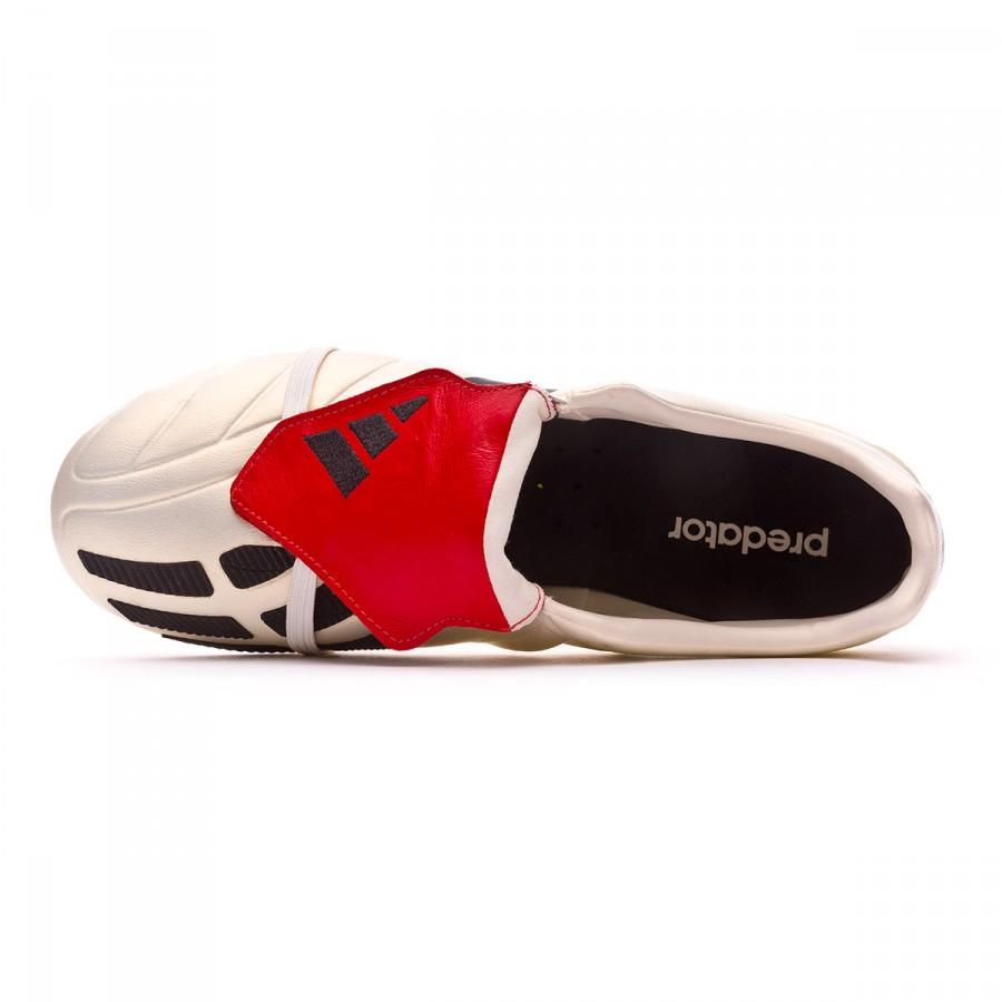 499035c29206 Football Boots adidas Predator Mania FG Champagne White-Core black-Red - Tienda  de fútbol Fútbol Emotion