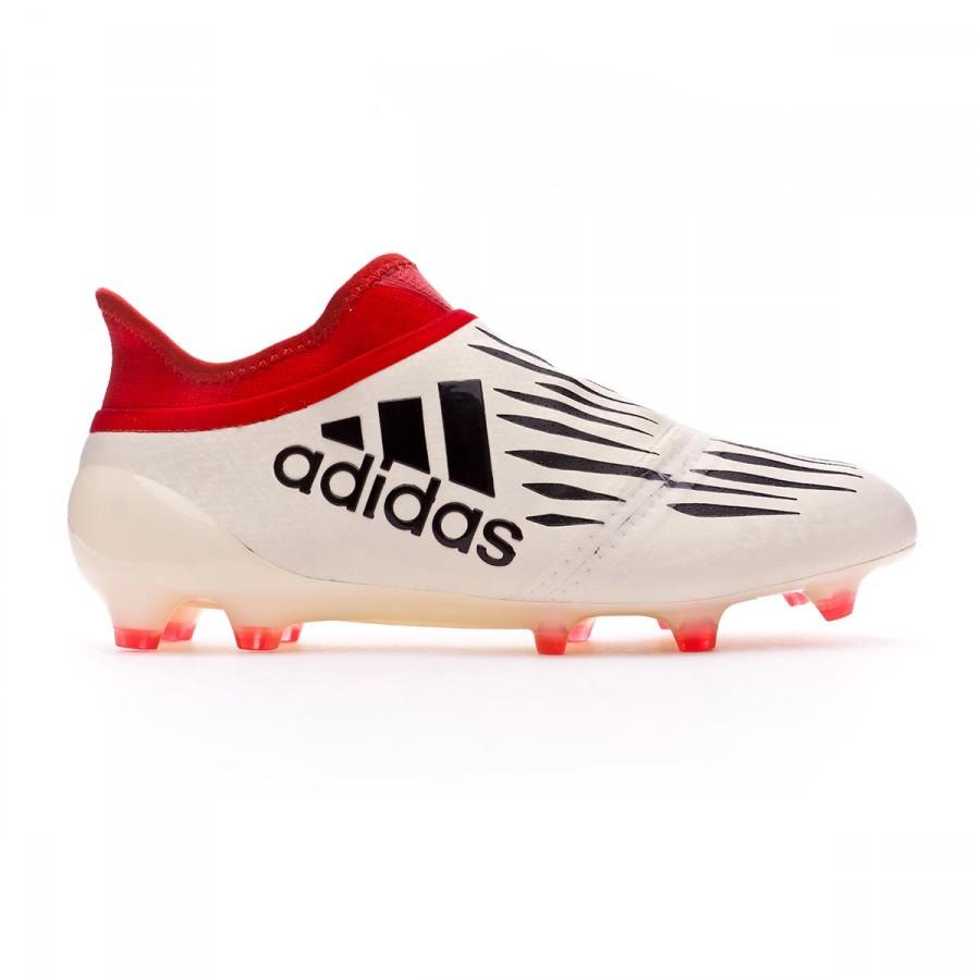 Fg Adidas X Zapatos De 16Purechaos Fútbol White Core Champagne CBosdhrtQx