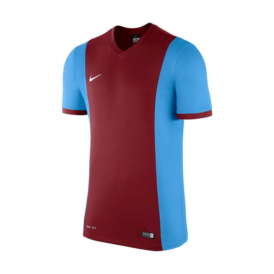 14e002b79883 Jersey Nike Park Derby ss Team red-University blue - Football store Fútbol  Emotion