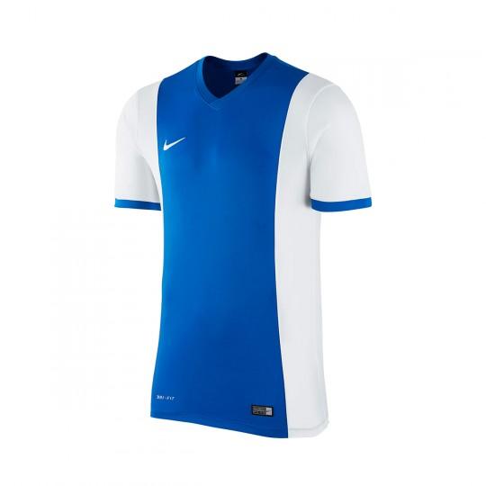 Maillot  Nike jr Park Derby m/c Royal blue-White