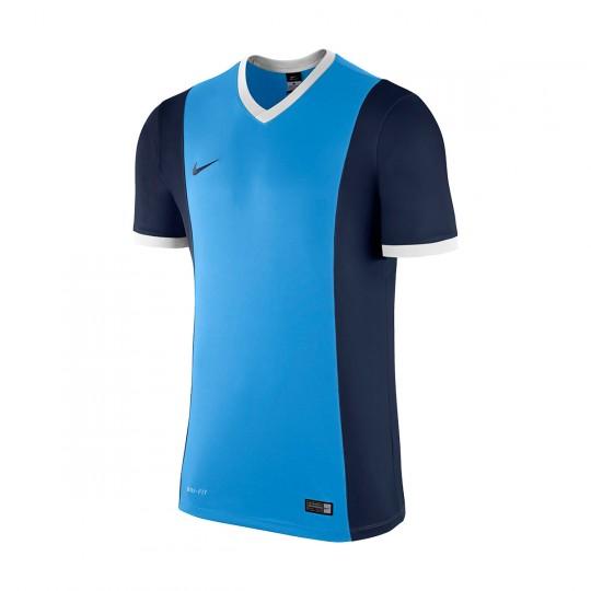 Maillot  Nike jr Park Derby m/c University blue-Midnight navy
