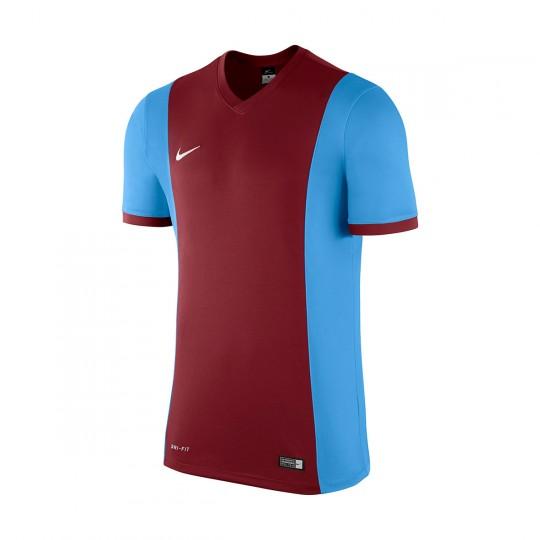Maillot  Nike jr Park Derby m/c Team red-University blue