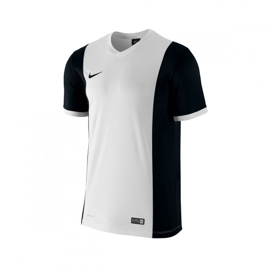 Maillot  Nike jr Park Derby m/c White-Black