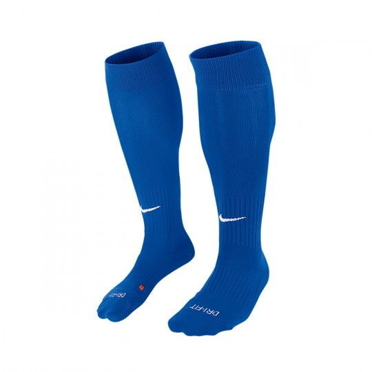 Chaussettes  Nike Classic II Over-the-Calf Royal blue-White