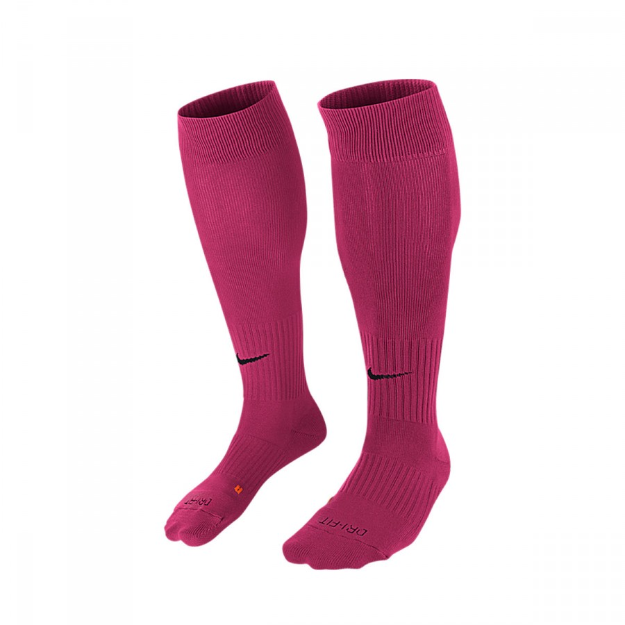 b3354d54d Football Socks Nike Classic II Over-the-Calf Vivid pink - Tienda de ...