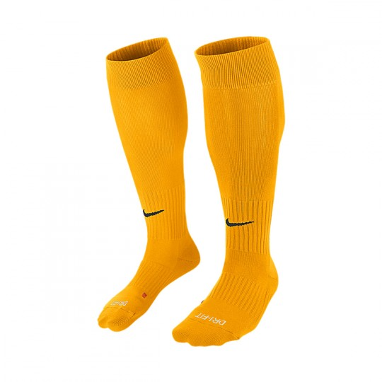 Chaussettes  Nike Classic II Over-the-Calf University gold-Black
