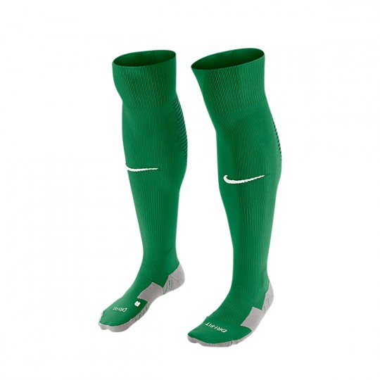 Chaussettes  Nike Matchfit Over-the-Calf Pine green-White