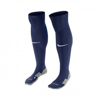Medias  Nike Matchfit Over-the-Calf Midnight navy-Royal blue