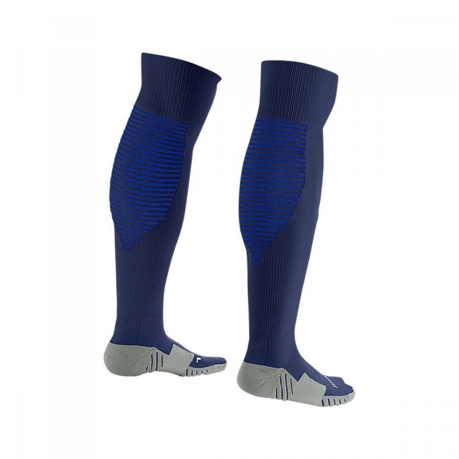 3832de2f1 Football Socks Nike Matchfit Over-the-Calf Midnight navy-Royal blue -  Tienda de fútbol Fútbol Emotion