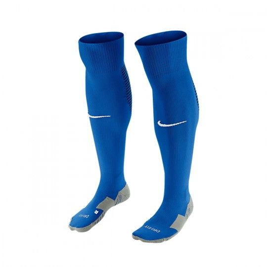 Chaussettes  Nike Matchfit Over-the-Calf Royal blue-White
