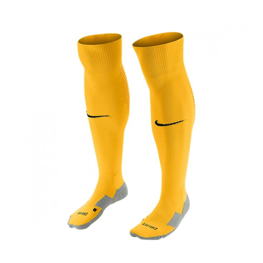 Chaussettes  Nike Matchfit Over-the-Calf University gold-Black
