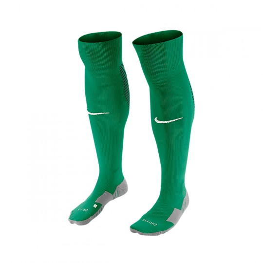 Chaussettes  Nike Matchfit Over-the-Calf Lucid green-White