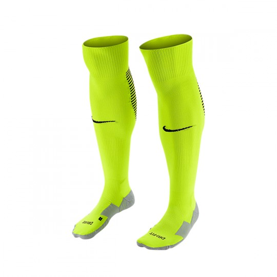 Chaussettes  Nike Matchfit Over-the-Calf Volt-Black