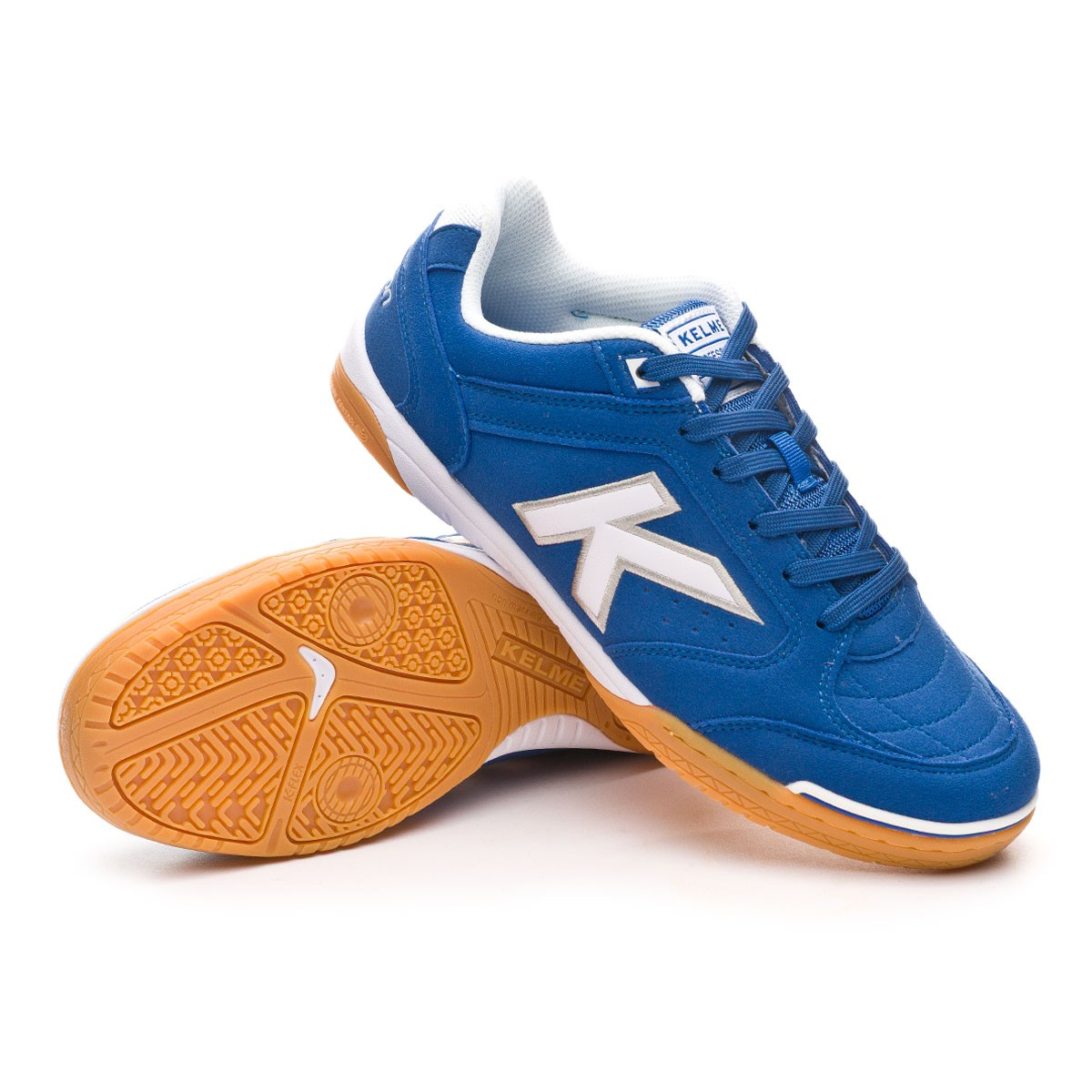 7d9367f8099 Futsal Boot Kelme Precision Royal - Football store Fútbol Emotion