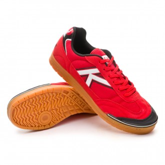 Futsal Boot  Kelme Trueno Sala Red