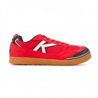 Chaussure de futsal  Kelme Trueno Sala Rouge