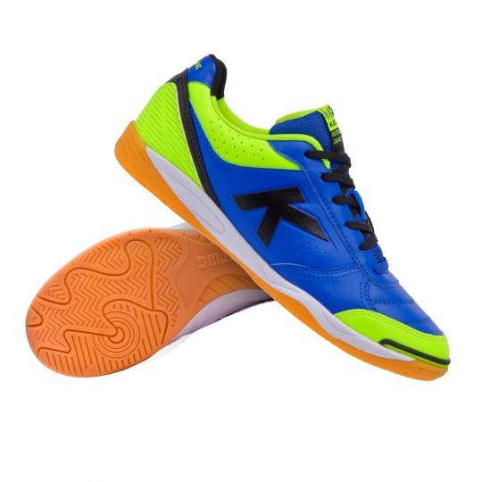 Boot  Kelme K-Strong 17 IN Royal-Lime