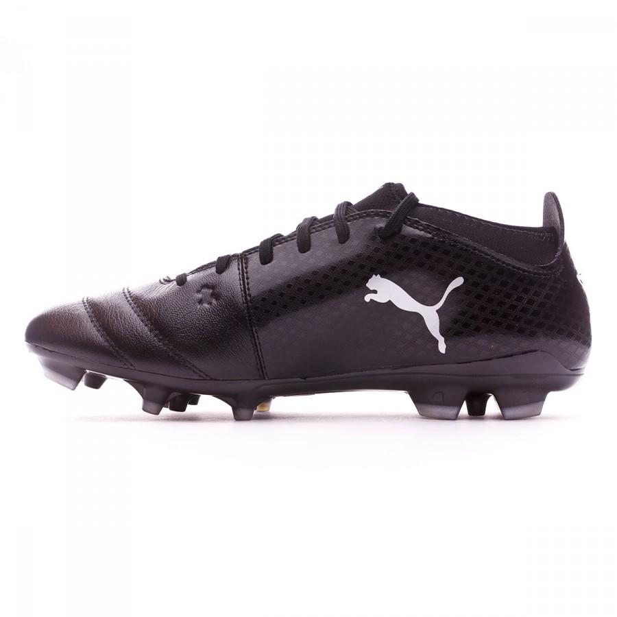 Bota de fútbol Puma One 17.3 AG Puma black-Silver - Soloporteros es ahora  Fútbol Emotion d576042bb932a