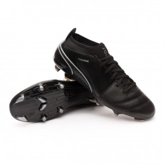 Boot  Puma One 17.3 FG Puma black-Silver