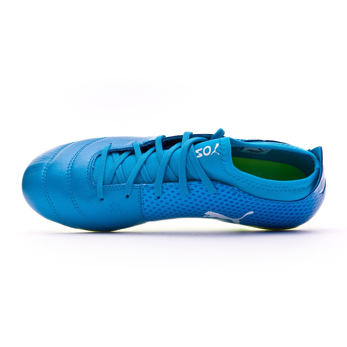 f7752d1cf9d ... Bota One 17.3 AG Niño Atomic blue-Puma white-Safety yellow. CATEGORY.  Football boots