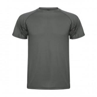 Camiseta  Roly Montecarlo Gris