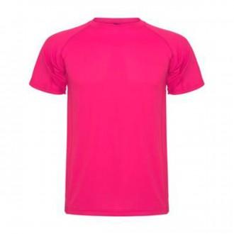 Camiseta  Roly Montecarlo Fucsia