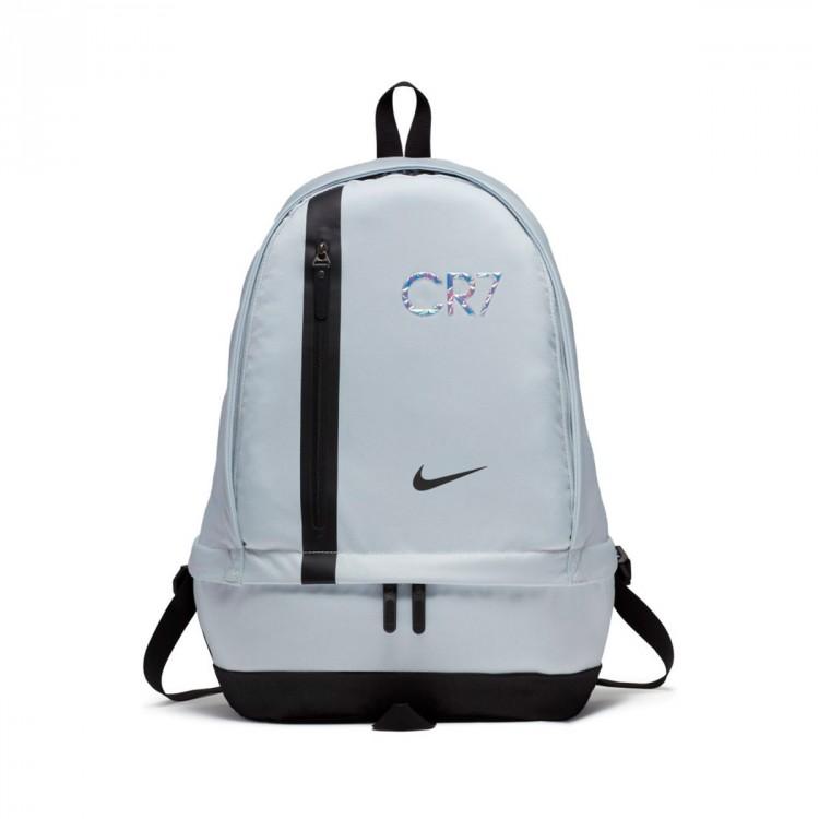 5b542adad8 Backpack Nike CR7 Cheyenne Pure platinum-Black - Football store ...