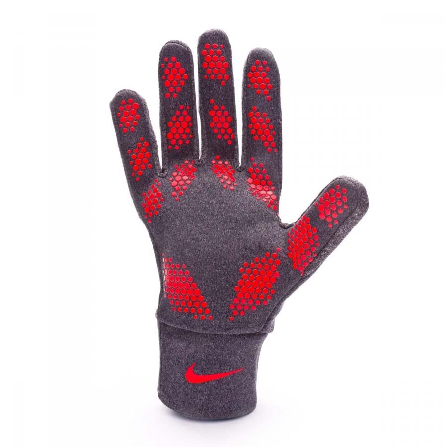 ... Guante Hyperwarm Field Player Black-Bright crimson. CATEGORY