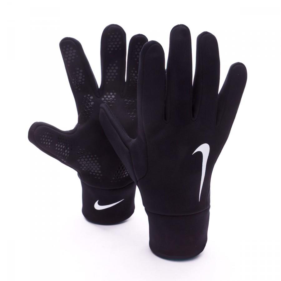 8f66d8252edd2 Guante de portero Nike Hyperwarm Field Player Black-White - Tienda de fútbol  Fútbol Emotion