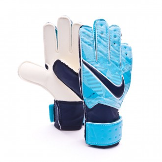 Glove  Nike Jr Match Gamma blue-Obsidian