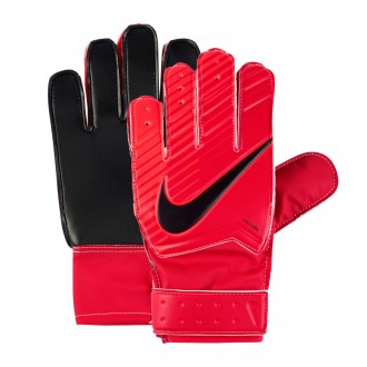 Glove  Nike Jr Match University red-Bright crimson-Black