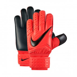 Glove  Nike Spyne Pro University red-Bright crimson-Black