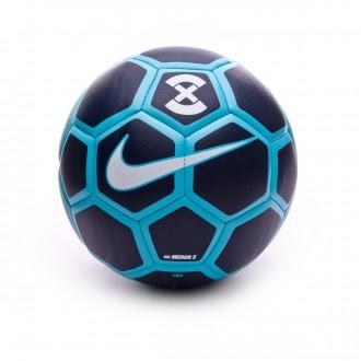 Balón  Nike Menor FootballX Obsidian-Gamma blue-White