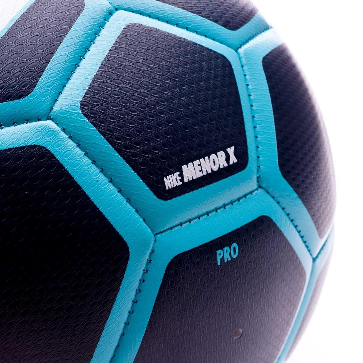 63db5424c Ball Nike Menor FootballX Obsidian-Gamma blue-White - Leaked soccer