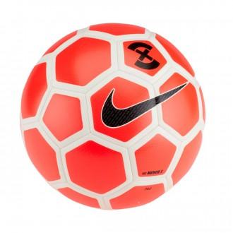 Bola de Futebol  Nike Menor FootballX Hyper crimson-Black