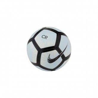 Bola de Futebol  Nike Mini CR7 Skills Football White-Black