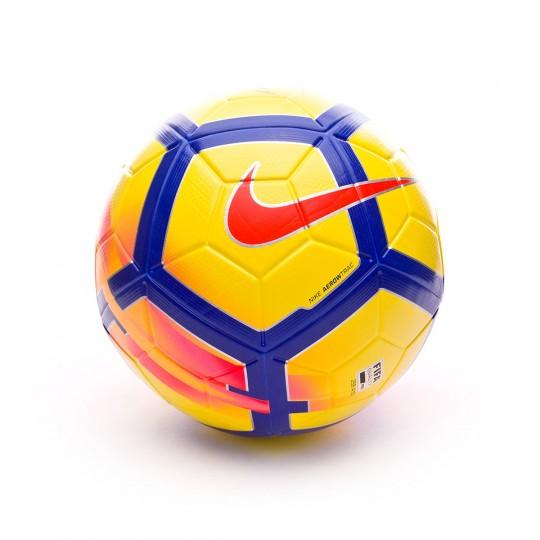 Balón  Nike La Liga Ordem V Football Yellow-Crimson-Purple