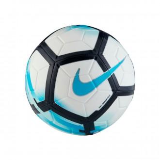 Balón  Nike Strike Football White-Gamma blue-Obsidian