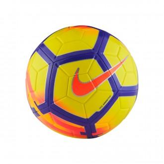 Balón  Nike Strike Football Yellow-Crimson-Purple