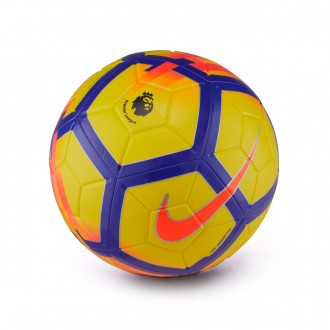 Balón  Nike Premier League Strike Football Yellow-Crimson-Purple