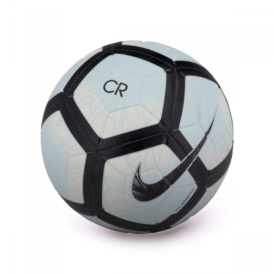 955060fe1d558 Ball Nike CR7 Prestige Football White-Black-Blue tint - Tienda de ...