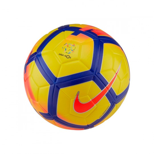 Balón  Nike Liga NOS Ordem V Football Yellow-Crimson-Purple