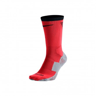 Calcetines  Nike Squad Crew Football University red-Black
