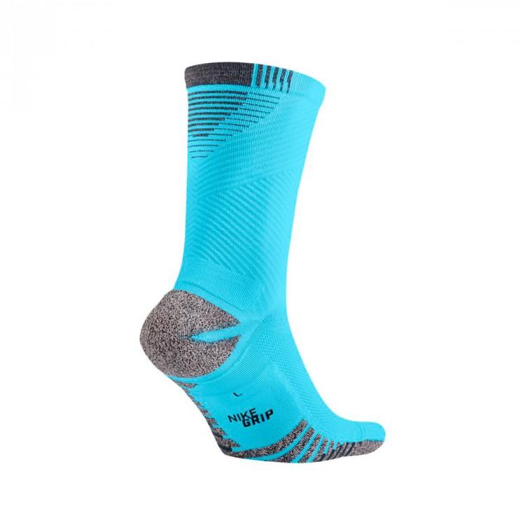 57539097 Socks Nike NIKEGRIP Strike Light Crew Football Polarized blue-Armory ...